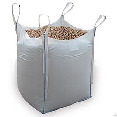 Керамзит в биг бэге объём 0,9 м3, вес ~ 450 кг.