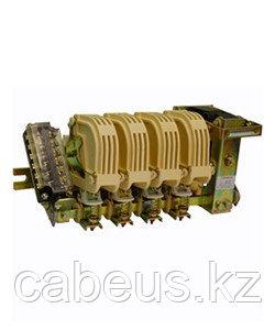 КТ-5024Б У3, 160А, 380В, 3з+3р, 4 полюса, контактор электромагнитный  (ЭТ)