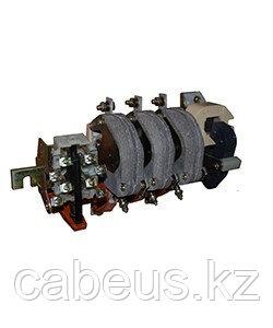 КТ-6043БС У3, 400А, 220В, 2з+2р, 3 полюса, контактор электромагнитный  (ЭТ)