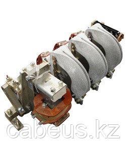 КТ-6063 У3, 1000А, 380В, 2з+2р, 3 полюса, установка на рейке, контактор электромагнитный