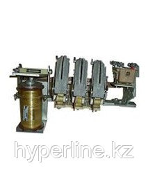 КТП-6033Б У3, 250А, 220В, 2з+2р, 3 полюса, контактор электромагнитный  (ЭТ)