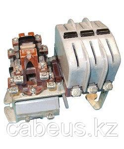 МК3-10А У3, 100А, 110В, 2з+2р, IP00, контактор электромагнитный
