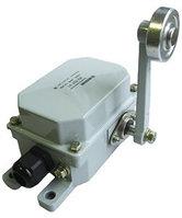 КУ-701 У1, рычаг с роликом, 10А, IP44, 2 эл. цепи, выключатель концевой  (ЭТ)