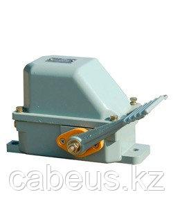 НВ-701 У1, рычаг с 1-ой педалью, 10А, IP44, 2 эл. цепи, выключатель концевой ножной  (ЭТ)