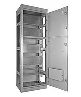 Корпус ВРУ-1, 2000х1000х450, 1-дверный, без боковых панелей, RAL7035, IP31  (ЭТ)