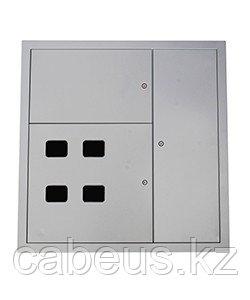 Корпус ЩЭ-32Д УХЛ4, 2-х квартирный, DIN-рейки для счетчиков, RAL7035, IP30  (ЭТ)