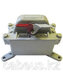 КУ123-13У2, один элемент, 1з+1р, диаметр отверстия 22мм, IP56, пост управления