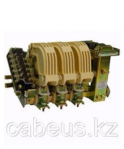 КТ-5043Б У3, 400А, 110В, 3з+3р, 3 полюса, контактор электромагнитный  (ЭТ)