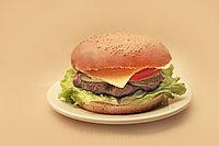 Котлета для бургера