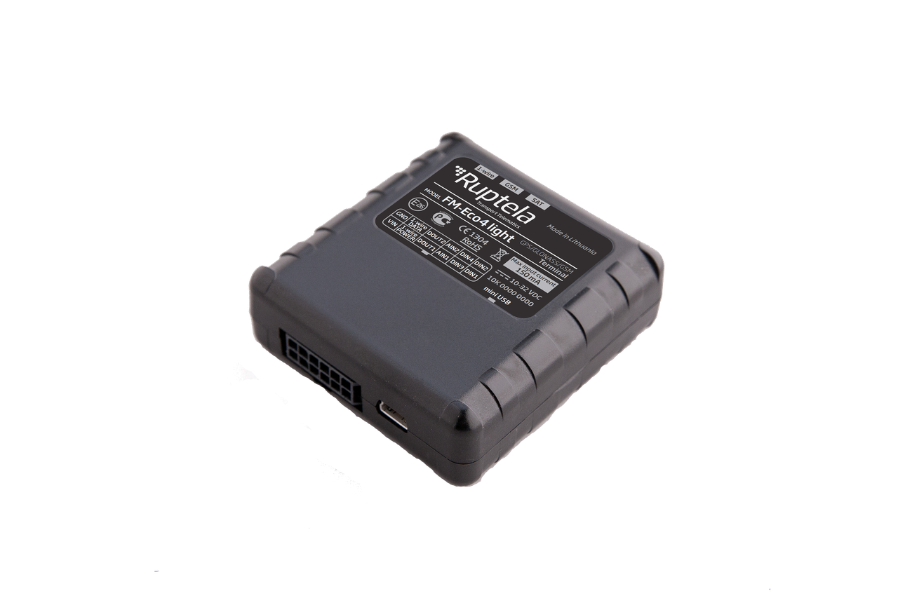 Ruptela FM-Eco4 light – GPS/GLONASS трекер