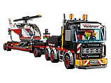 """Конструктор Bela 10872 (Аналог Lego City 60183), """"Перевозчик Вертолета"""" 322 детали,, фото 2"""