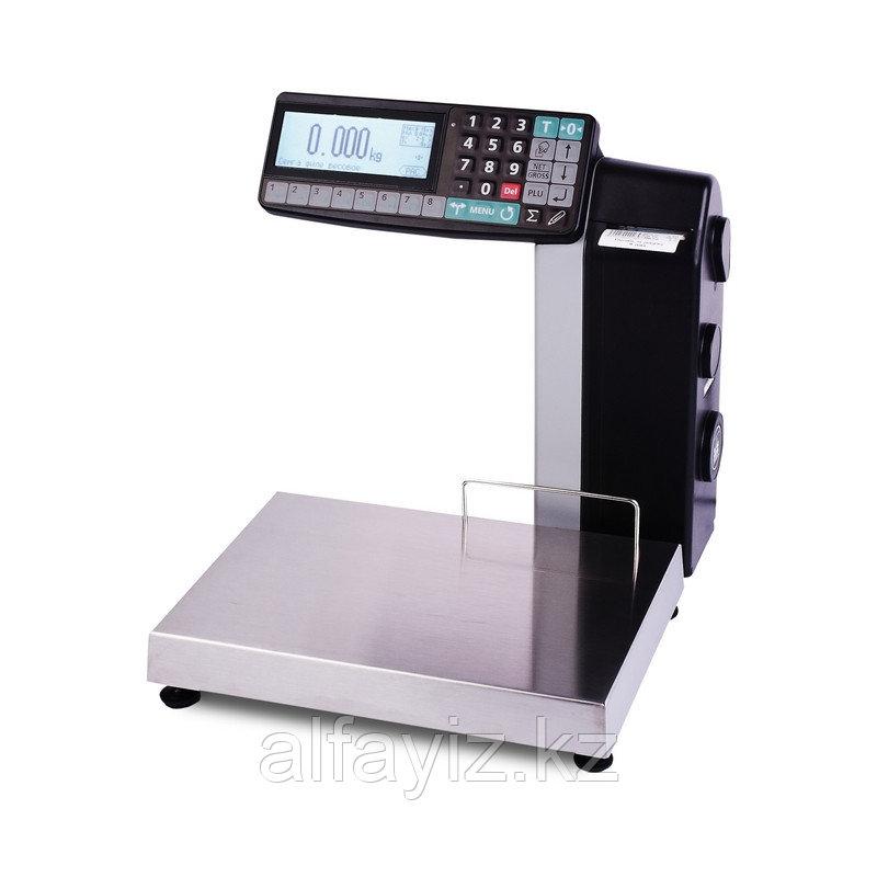 Весы фасовочные с печатью этикетки МАССА-К МК-6.2-RL-10-1 (15,32)