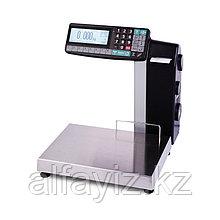 Весы фасовочные с печатью этикеткиМАССА-К МК-6.2-RL-10-1(15,32)