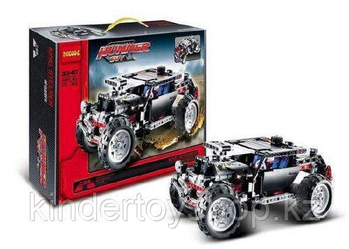 Конструктор Decool 3340 Внедорожник Hummer 470 дет аналог лего техник LEGO