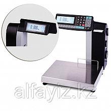 Весы торговые с печатью этикетокМАССА-К МК-6.2-R2L-10-1 (15,32)