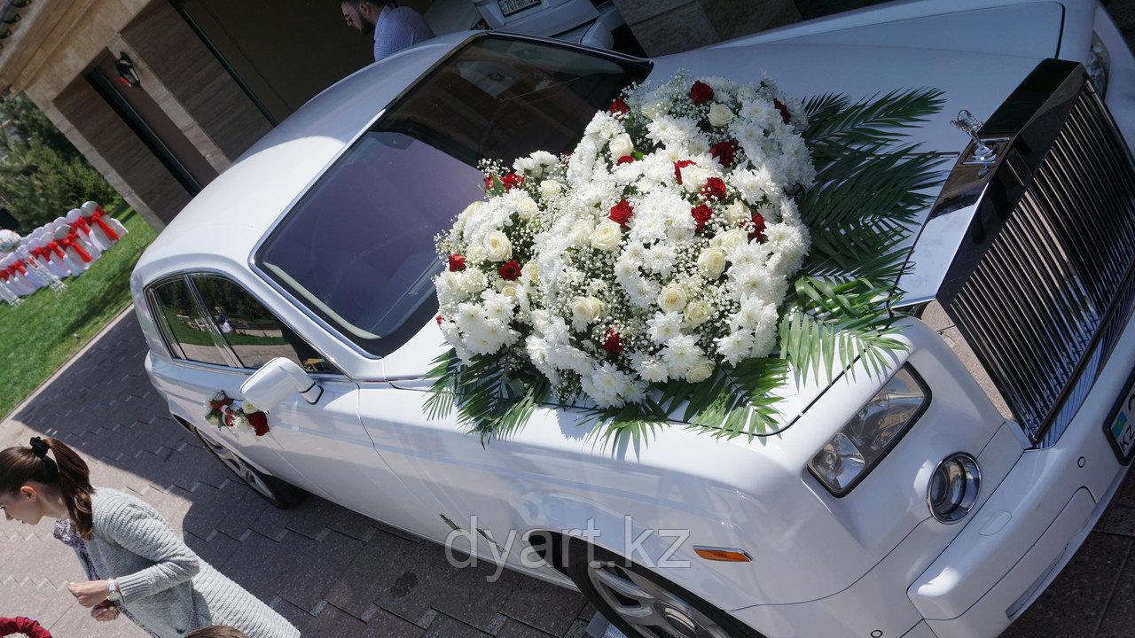 Оформление свадебных машин, авто на свадьбу