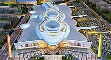 """ТРЦ """"MEGA SILK WAY"""" - самый большой торгово-развлекательный центр в Казахстане, построенный ко всемирной выставке EXPO-2017"""