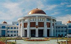 Назарбаев Университет — высшее учебное заведение в Астане, открытое по инициативе президента Казахстана Н. А. Назарбаева.