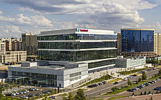 Головной офис FORTE Bank, г.Астана