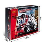 Конструктор Decool 3345 «Контейнеровоз» Аналог: LEGO Technic 42084 / Лего Техник, фото 2