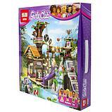 Конструктор Leduo Friends Lepin 01047 / Спортивный лагерь: дом на дереве (аналог LEGO 41122, 784 дет.), фото 2