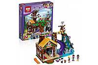 Конструктор Leduo Friends Lepin 01047 / Спортивный лагерь: дом на дереве (аналог LEGO 41122, 784 дет.)