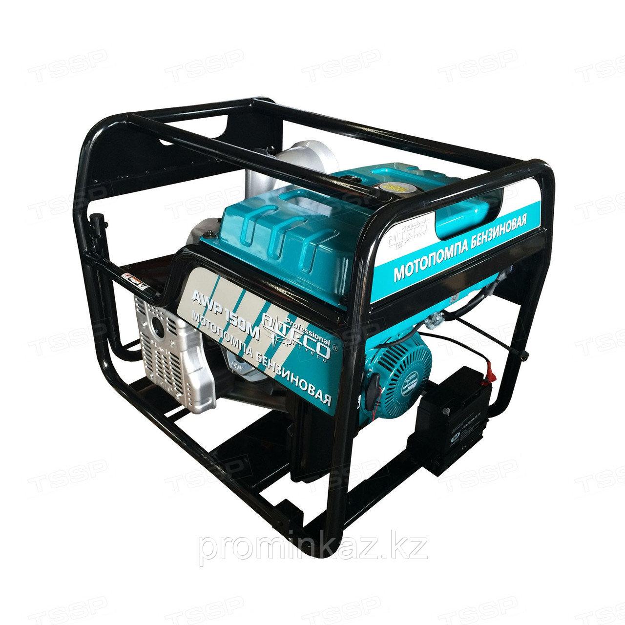 Мотопомпа бензиновая ALTECO  AWP150M, 125 куб.м/ч. сильнозагрязненная вода