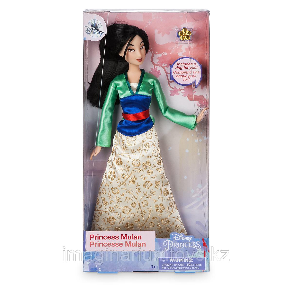Кукла Мулан Дисней - фото 2