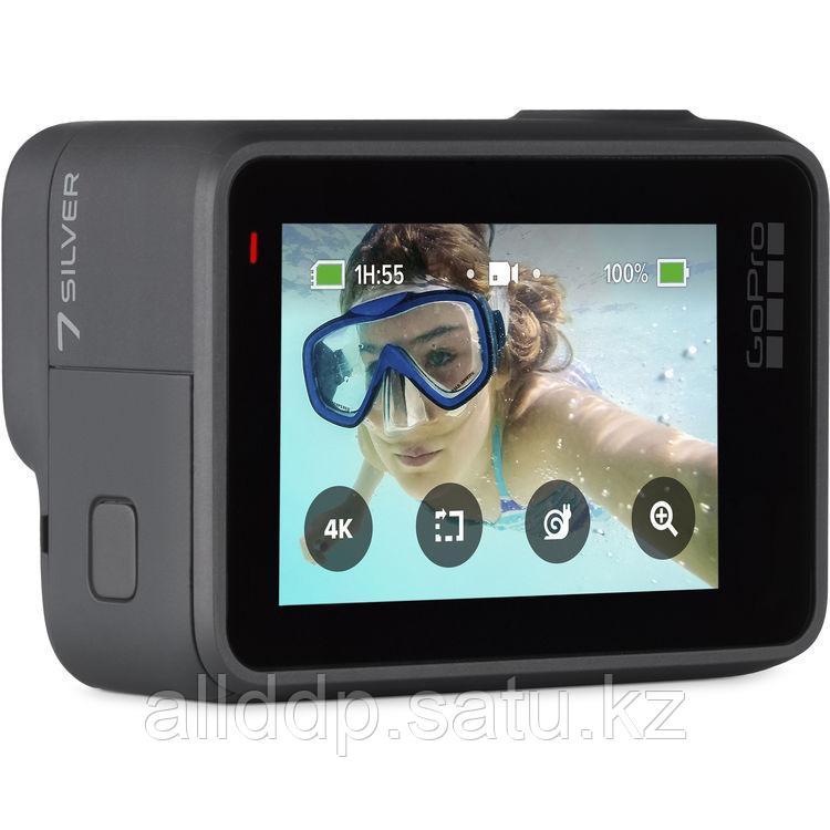 Экшн-камера GoPro HERO7 Silver (CHDHC-601-LE)