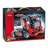 Конструктор DECOOL 3360 спортивный грузовик V8 2 в 1 (аналог Lego Technic 42041), фото 2