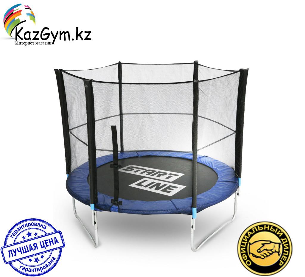 Прыжковое полотно для батута Start Line Fitness (8 футов) - фото 2