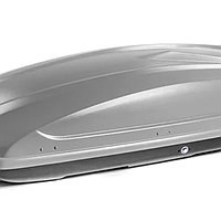 Автомобильный бокс Koffer A440 серый матовый
