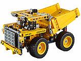 Конструктор YILE 108A 2 в 1 Лего Техник аналог 42035 Lego Technic Карьерный грузовик, фото 3