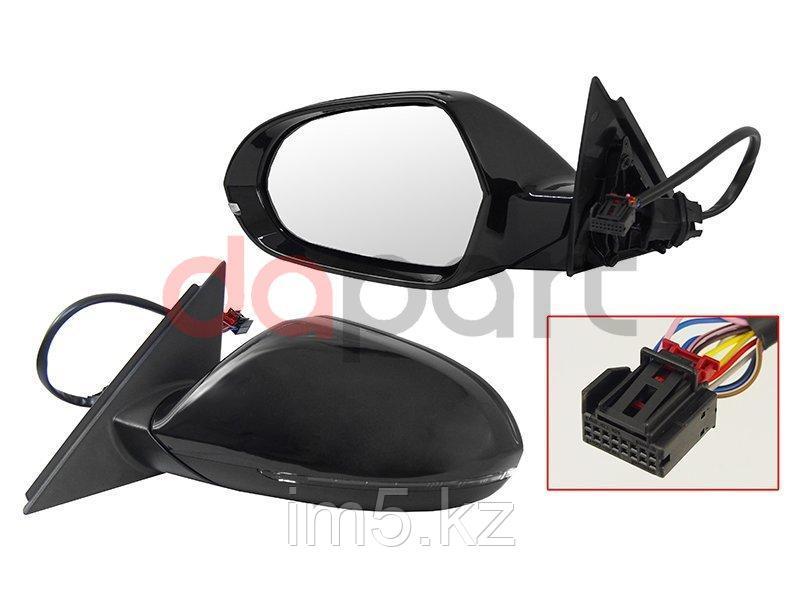 Зеркало AUDI A6 11-14 RH 6конт