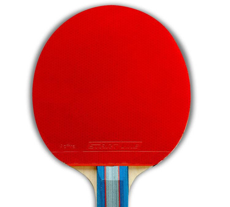 Набор: 2 Ракетки Level 200, 3 Мяча Club Select, упаковано в блистер - фото 2