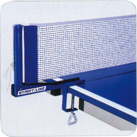 Сетка для настольного тенниса Classic нейлоновая, крепление - фиксатор - фото 1