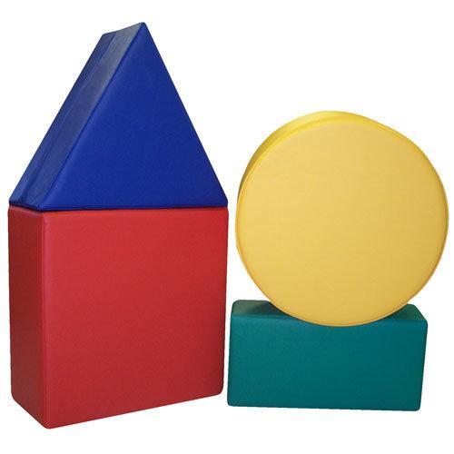 «Конструктор – 7» 4 элемента «Геометрические фигуры»
