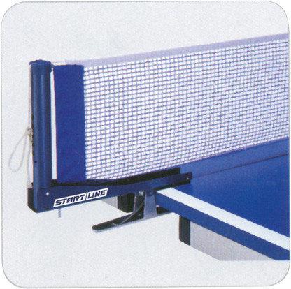 Сетка для настольного тенниса Clip нейлоновая, крепление - клипса