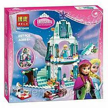 """Конструктор Bela I 10435.ce Enchanted Холодное сердце """"Замок""""аналог LEGO 41062  297 деталей"""