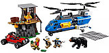 Конструктор BELA 10863 Cities Погоня в горах (Аналог LEGO City 60173) 325 дет., фото 2