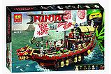 Конструктор BELA 10723 Ninjago Летающий корабль мастера Ву (Аналог LEGO Ninjago Movie 70618) 2363 дет, фото 2