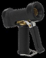 Пистолет для подачи воды, повышенной эксплуатационной надежности, черный цвет