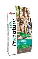Pronature Life Fit (Пронатюр Лайф Фит) корм для щенков и собак с курицей 340 гр