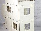 Кукольный домик из фанеры. Маленький., фото 3