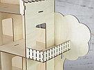 Кукольный домик из фанеры. Маленький., фото 4