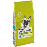 Dog Chow Adult Large, Дог Чау корм для взрослых собак крупных пород, индейка, уп. 14кг.