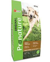 Pronature Original NEW Сухой корм для собак крупных пород курица 15 кг