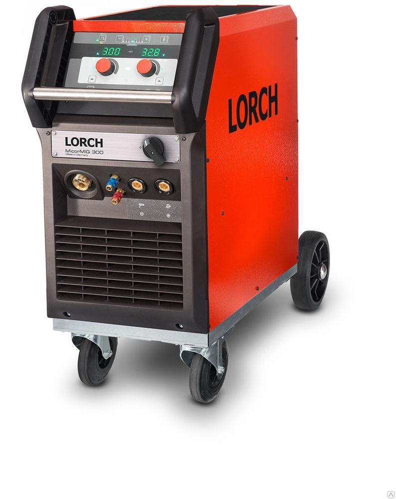 Инверторный сварочный полуавтомат MicorMIG 300 Basic газовым охлаждением