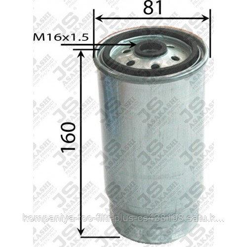 Фильтр топливный JS Asakashi FC0016
