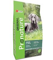 Pronature Original NEW Сухой корм для пожилых собак всех пород, курица 11,3 кг